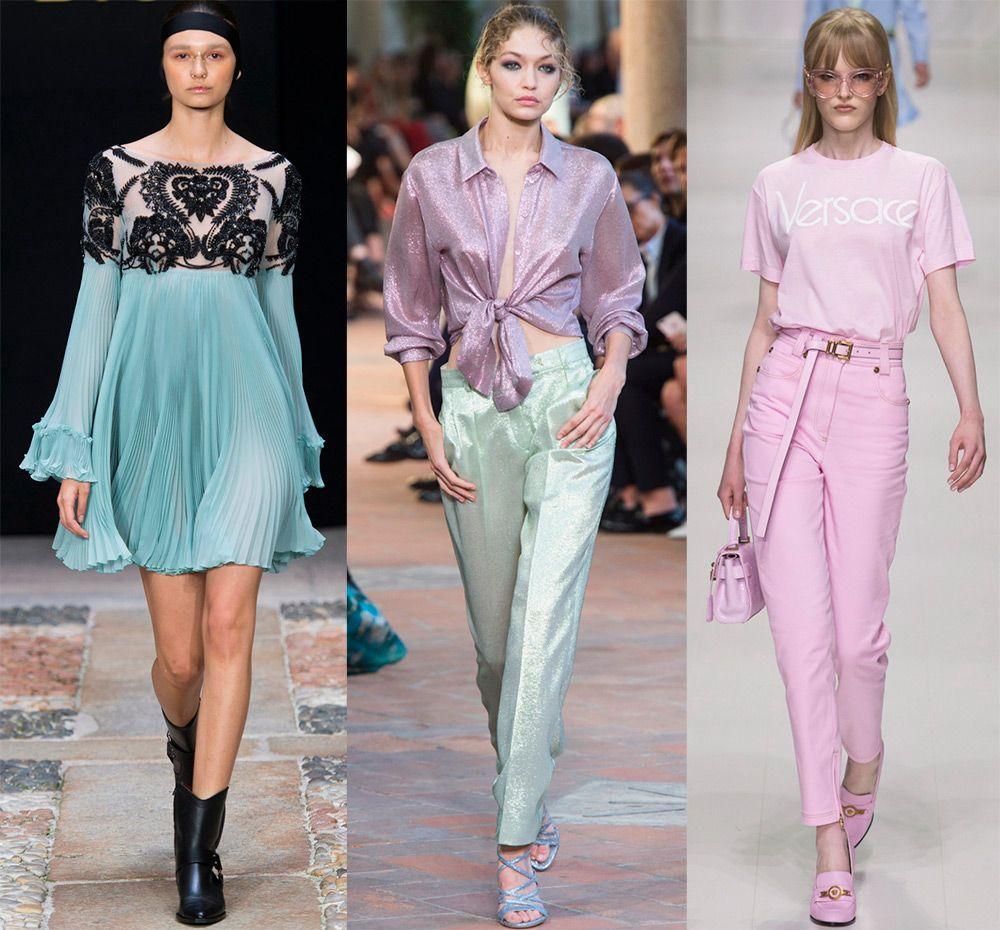 модная одежда 2020