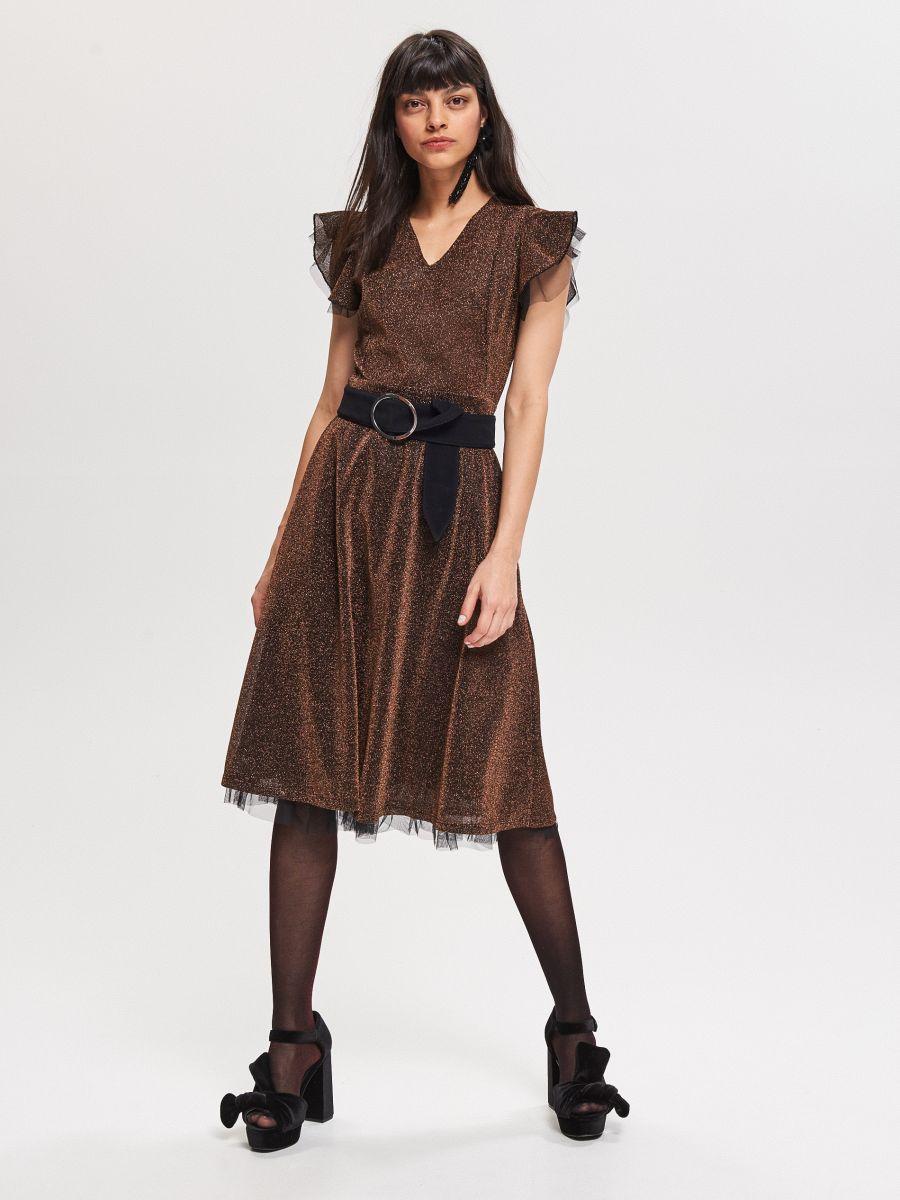 модные платья на новый год 2021