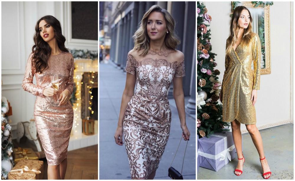 платья на новый год 2021