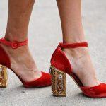 обувь на новый год